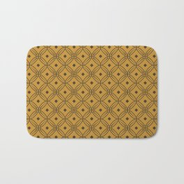 Indonesian Batik Pattern #2 Bath Mat