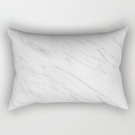 A Marble Rectangular Pillow