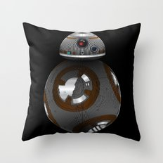 Star . Wars - BB8 Throw Pillow