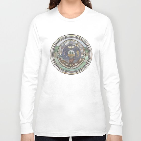 Journey Inwards  Long Sleeve T-shirt