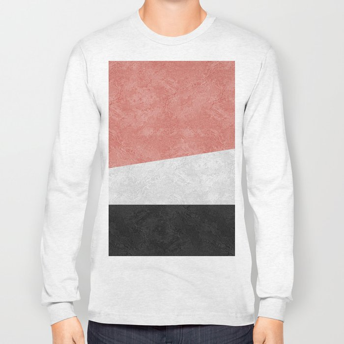 MARBLE 001 Long Sleeve T-shirt