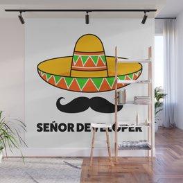 Senior Developer Wall Mural