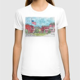 Lee & Union at Mississippi State University T-shirt