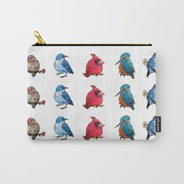L'il Lard Butts - all the fat birds Carry-All Pouch
