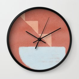 Lets go to the pool - abstraction Wall Clock