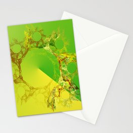 organic creations Stationery Cards