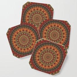 Mandala 563 Coaster