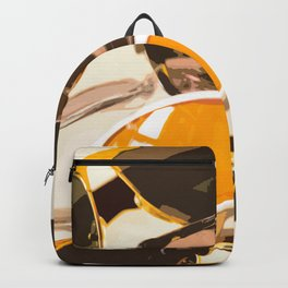 Let the sun shine - welcome spring and summer! Backpack