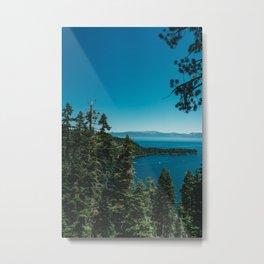 Lake Tahoe III Metal Print