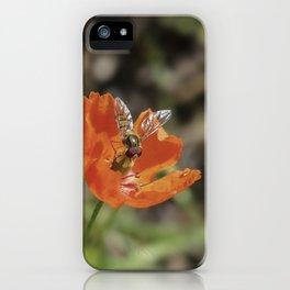 My Poppy! iPhone Case