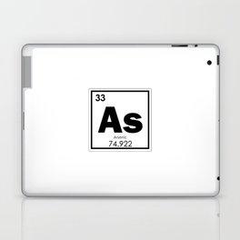 Arsenic chemical element Laptop & iPad Skin