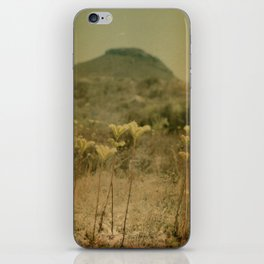 dry heat iPhone Skin