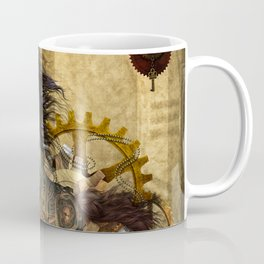 Awesome steampunk horse Coffee Mug