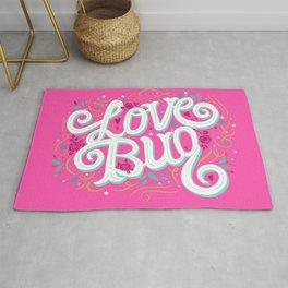 Hot love bug Rug