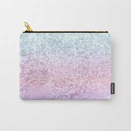 Unicorn Girls Glitter #4 (2019 Version) #shiny #pastel #decor #art #society6 Carry-All Pouch