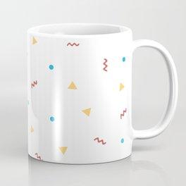 90's Pattern Coffee Mug