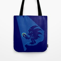 The Hedgehog of the ring Tote Bag