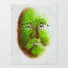 Grumpy Canvas Print