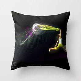 Intuitive Throw Pillow