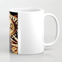 Northern Compass Coffee Mug