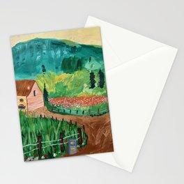 Camino Morning Stationery Cards