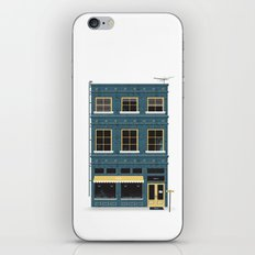 Market St. iPhone & iPod Skin