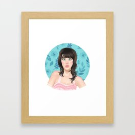 KP #1 Framed Art Print