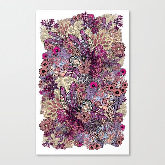 Vernal rising Canvas Print