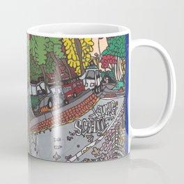 Jills Street - New York Coffee Mug