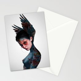 Hybrid Creature Stationery Cards