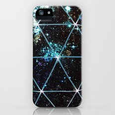 Galaxy Geodesic  iPhone (5, 5s) Slim Case