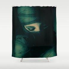 Hidden self Shower Curtain