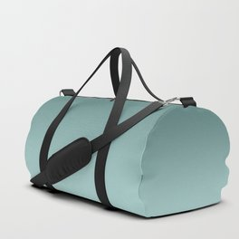 #Turquoise #pearls #Ombre Duffle Bag