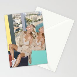 in your dreams Stationery Cards