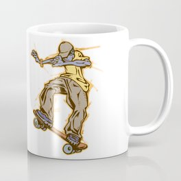 skateboy Coffee Mug