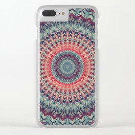 Mandala 300 Clear iPhone Case