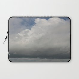 Clouds Over The Marsh Laptop Sleeve