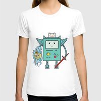 bmo T-shirts featuring BMO MECH by suprsunshine