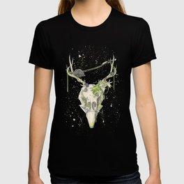 Peacock Skull T-shirt