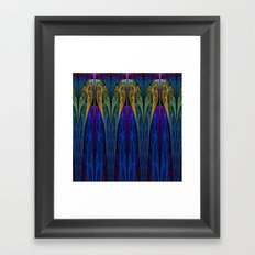 Art Deco III Framed Art Print