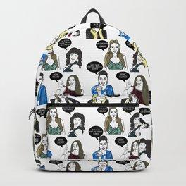 Jersey Girls Backpack