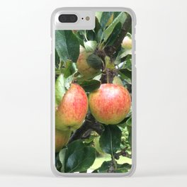 Juan's tree Clear iPhone Case