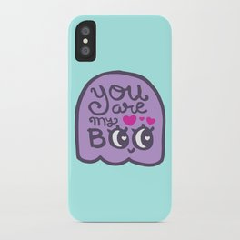 My Boo iPhone Case
