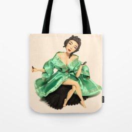 Geisha front Tote Bag