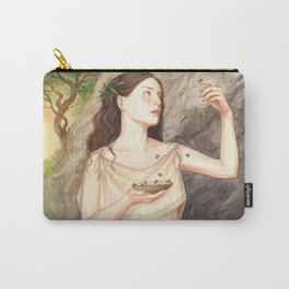 Melissa ~ A Compendium Of Witches Carry-All Pouch