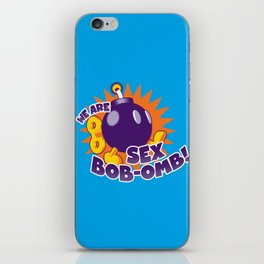 We Are Sex Bob-omb! iPhone Skin