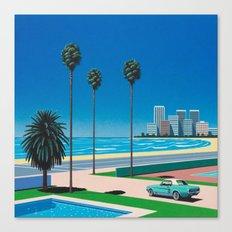 Hiroshi Nagai 12 Canvas Print