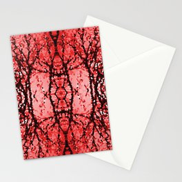 Red Knox Stationery Cards