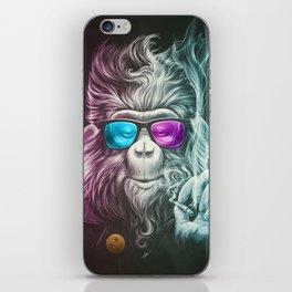 Smoky iPhone Skin