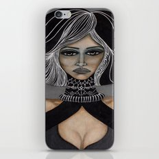 Sorceress iPhone & iPod Skin